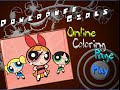 Powerpuff Girls Coloring Pages For Kids - Powerpuff Girls Coloring Pages Games
