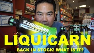LIQUICARN Back In Stock! What is L-carnitine?