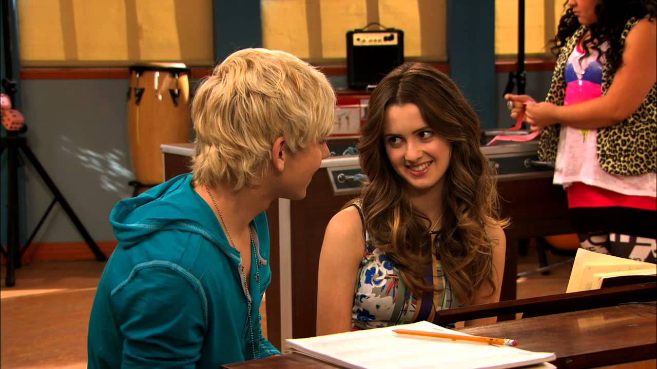 writing austin and ally
