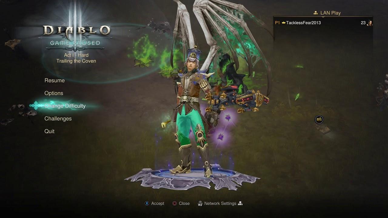 Diablo III Part 8 WINGS OF AN ANGEL