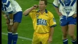 Classic Match ROUND8 Bulldogs Vs Warriors 2001 Top 10 Video