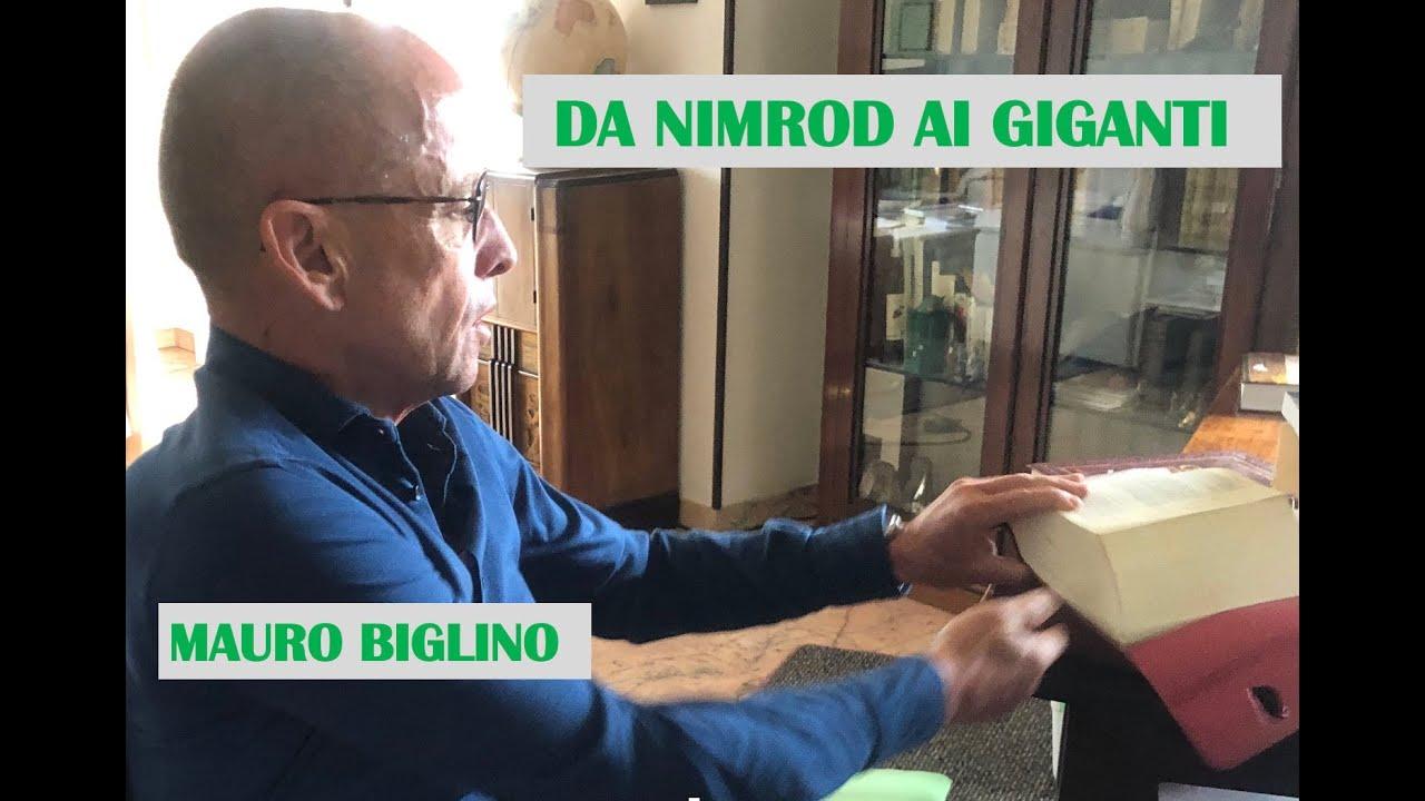 Mauro Biglino vi parlo dei Giganti presenti nei testi sacri giunti a noi fino ad oggi