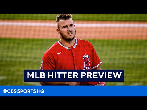 MLB Season Preview: Who're the Best Hitters? | CBS Sports HQ