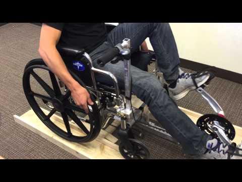 Rolling Rehab - Senior Design Project Purdue Mechanical Engineering