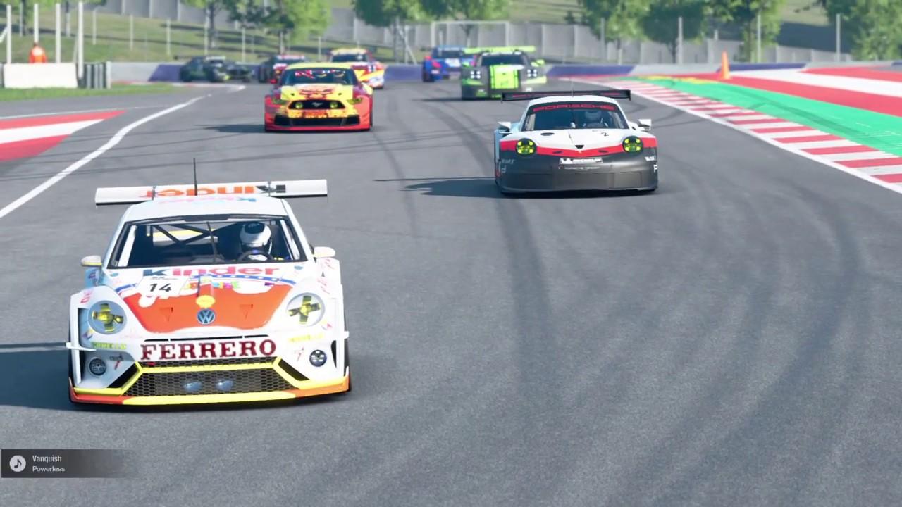 GT SPORT | Red Bull Ring | Porsche 911 RSR (991) Gr.3 #5
