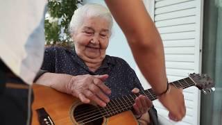 Παιξε το ''Κρυφά'' του Μιχάλη Χατζηγιάννη στην Κιθάρα (ΕΥΚΟΛΟ ΤΡΑΓΟΥΔΙ) + Συναυλία Γιαγιάς