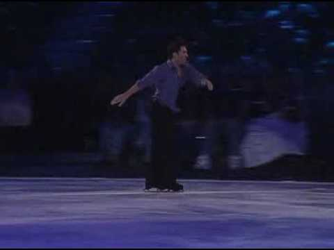 Michael Weiss - Stars on Ice - Open Arms by Journey