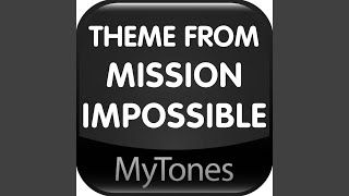 Mission Impossible TV Ringtone