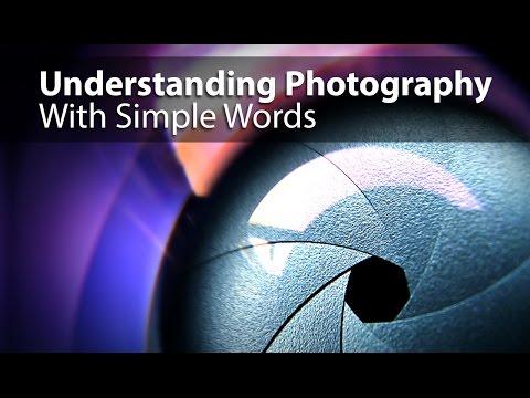 Easy Photography beginner tutorial