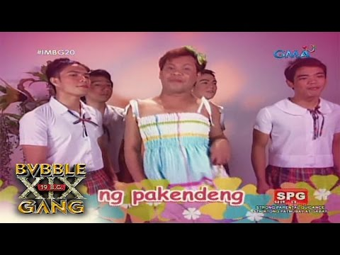 Bubble Gang: Diego Llorico and Mykah Flores' story