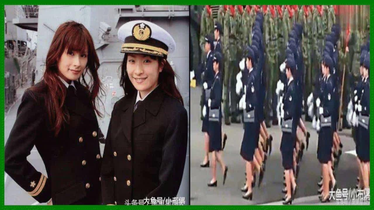 女兵人有什么用_日本自衛隊女兵隨身攜帶的小包有什么用?不說你可能不知道 ...