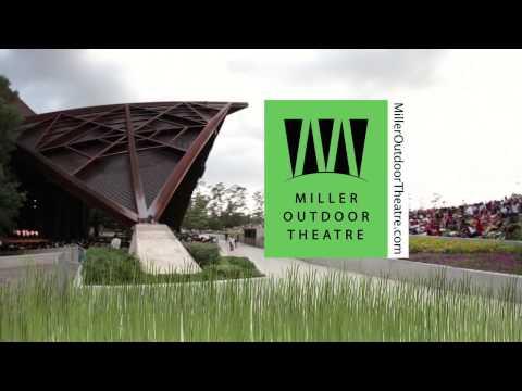 Miller Outdoor Theatre 2017
