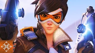 10 Shocking Things You NEVER Knew About Overwatch thumbnail