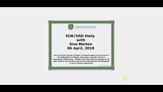Forex Peace Army | Sive Morten EURUSD Daily 04.06.18