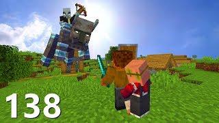 Bronię Wioskę Przed Najazdem! - SnapCraft IV - [138] (Minecraft Survival)