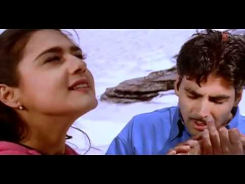 'Pahli pahli bar baliye' song from movie Sangharsh (1999) by akfunworld.m4v