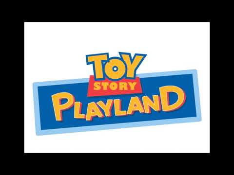 Toy Story Playland : Area Loop