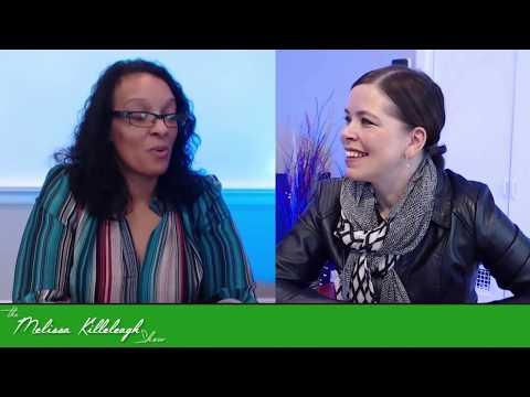 Rhoda Overstreet-Wilson & Hasan Stephens .::. The Melissa Killeleagh Show 3/20/18