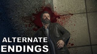 Grand Theft Auto 5 PS4 Gameplay Walkthrough Alternate Ending - Kill Michael & Kill Trevor!!