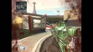 Black Ops 2 Quick scope ground wars