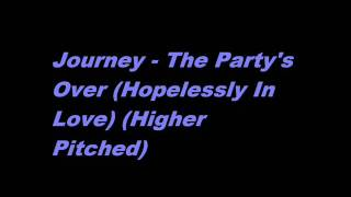 Journey - The Party