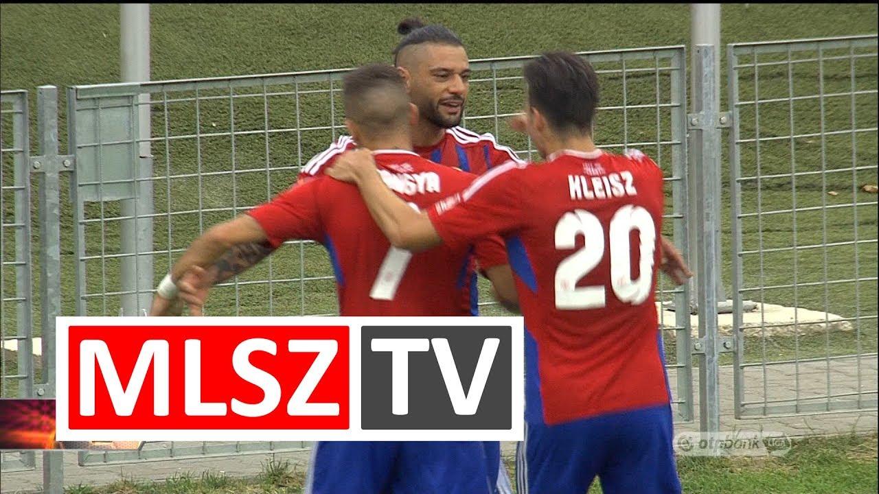 Balmaz Kamilla Gyógyfürdő  – Vasas  FC | 0-1 (0-0) | OTP Bank Liga | 2. forduló | 2017/2018 | MLSZTV