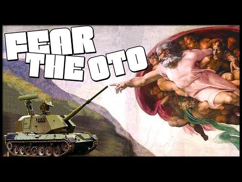 Helicopters FEAR Him.. || War Thunder Tank Gameplay