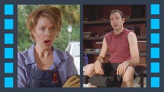 Муж шокировал жену (СЦЕНА 3/5) — Красота по-американски (1999) HD