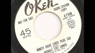 Detroit City Limits - Ninety Eight Cents Plus Tax