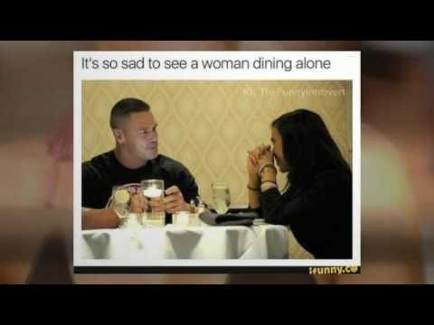 Best John Cena You Cant See Me Memes Wwe Youtube