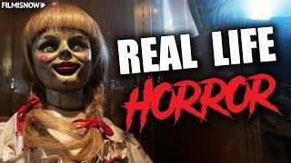 HORROR MOVIES BASED ON REAL LIFE EVENTS | From Annabelle to La Llorona