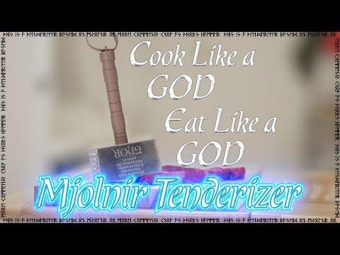 Marvel Thor Mjolnir Meat Tenderizer