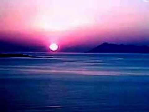 sunset from san stefanos corfu romanza hotel!!! - YouTube