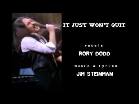 Rory Dodd - It Just Won't Quit (Demo) mp3