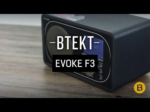 Pure Evoke F3: Internet/DAB Radio and Bluetooth Speaker Review
