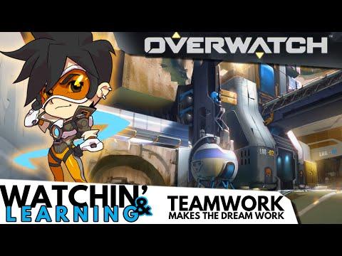 Overwatch: Teamwork Makes the Dream Work