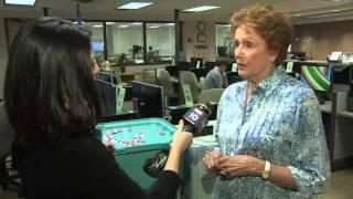 Raw Interview: Helen Purcell
