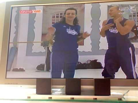 Amici Live 13.03.09 i Blu provano il musical!