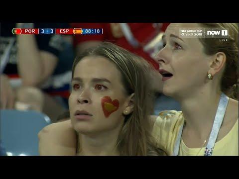 When Cristiano Ronaldo Made Girls Cry In Football! 😢😭