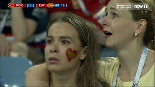 When Cristiano Ronaldo Made Girls Cry In Football!