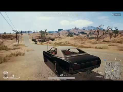 Pubg Muscle Car Youtube