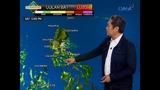 24 Oras: Weather update as of 7:15 p.m. (May 4, 2018)