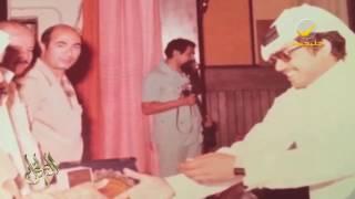 زوجة الراحل بكر الشدّي: كان أول فنان خليجي يحصل على الدكتوراه في جذور المسرح