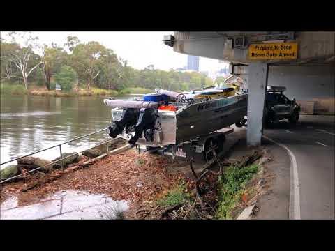 Ocean Crusaders Yarra River Clean Up April 2018