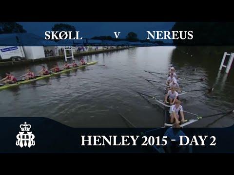 Skøll v Nereus | Day 2 Henley 2015 | Temple