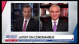 U.S. Official: Sunlight, Heat, Humidity Could Help Kill Coronavirus