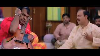 Brahmanandam Comedy Scenes In Hindi Dubbed_King No 1