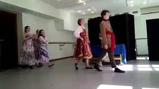 Подготовительные курсы МХАТа(пародия на фильм Вечера на Хуторе близ Диканьки)