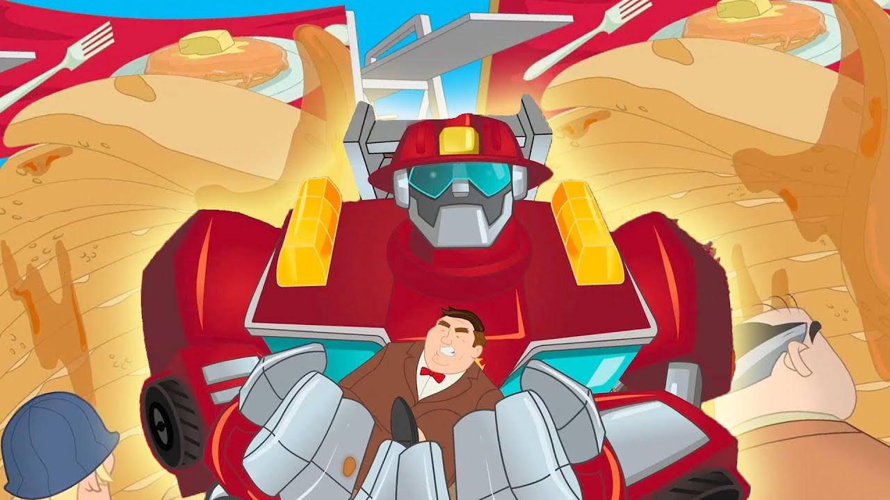 Transformers en español | Robots de rescate de emergencia! | Rescue Bots | Episodio