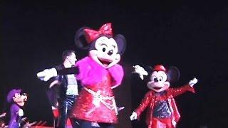 Club Disney スーパーダンシン・マニア~メガ・ビート(2カメ編集・2000-02)